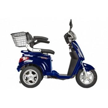 Электроскутер Volteco TRIKE NEW синий